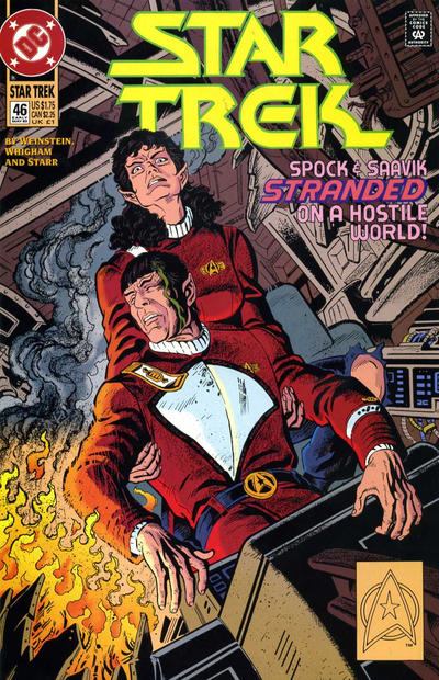 Star Trek (DC) Vol 2 46