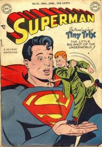 Superman Vol 1 58