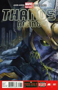 Thanos Rising Vol 1
