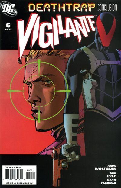 Vigilante Vol 3 6