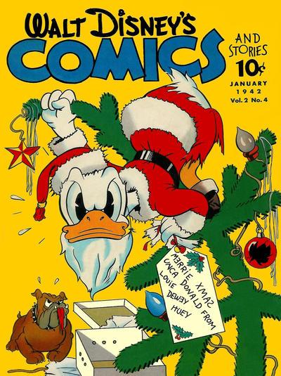 Walt Disney's Comics and Stories Vol 1 16
