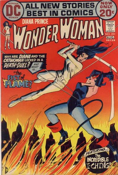 Wonder Woman Vol 1 201