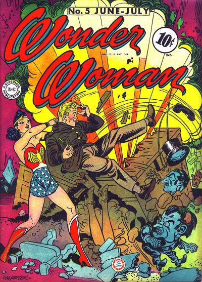 Wonder Woman Vol 1 5