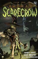 Year One Batman Scarecrow Vol 1 2