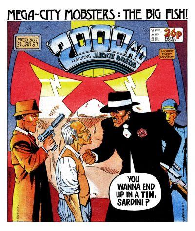 2000 AD Vol 1 507