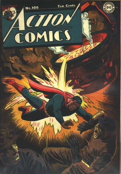 Action Comics Vol 1 108