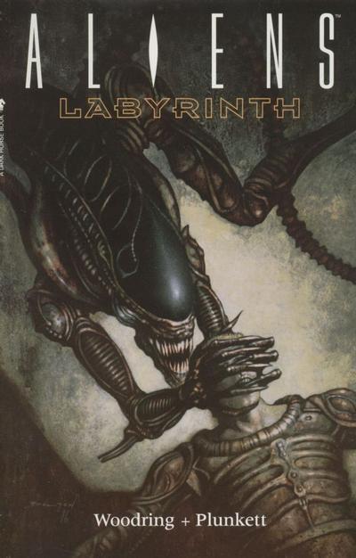 Aliens: Labyrinth (TPB)