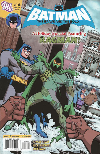 All-New Batman: The Brave and the Bold Vol 1 14