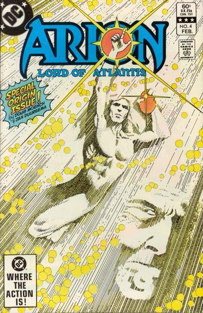 Arion Lord of Atlantis Vol 1 4