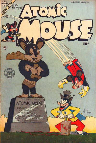 Atomic Mouse Vol 1 12
