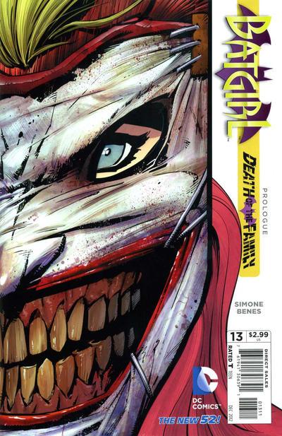 Batgirl Vol 4 13