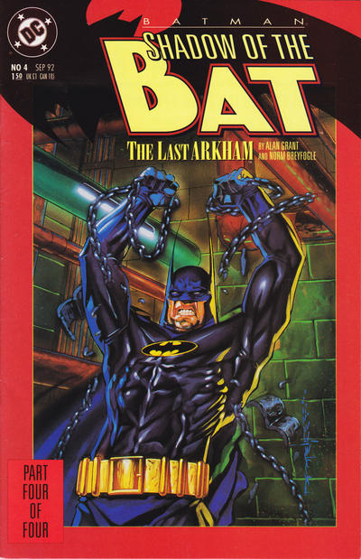 Batman: Shadow of the Bat Vol 1 4