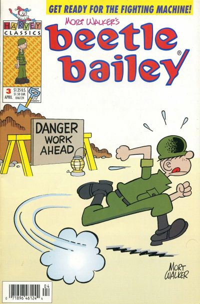 Beetle Bailey Vol 2 3