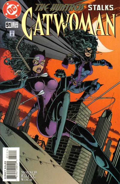 Catwoman Vol 2 51