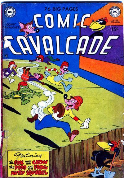 Comic Cavalcade Vol 1 42