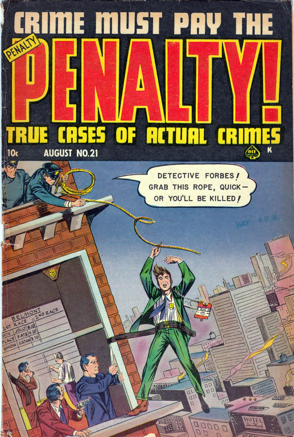 Crime Must Pay the Penalty Vol 2 21