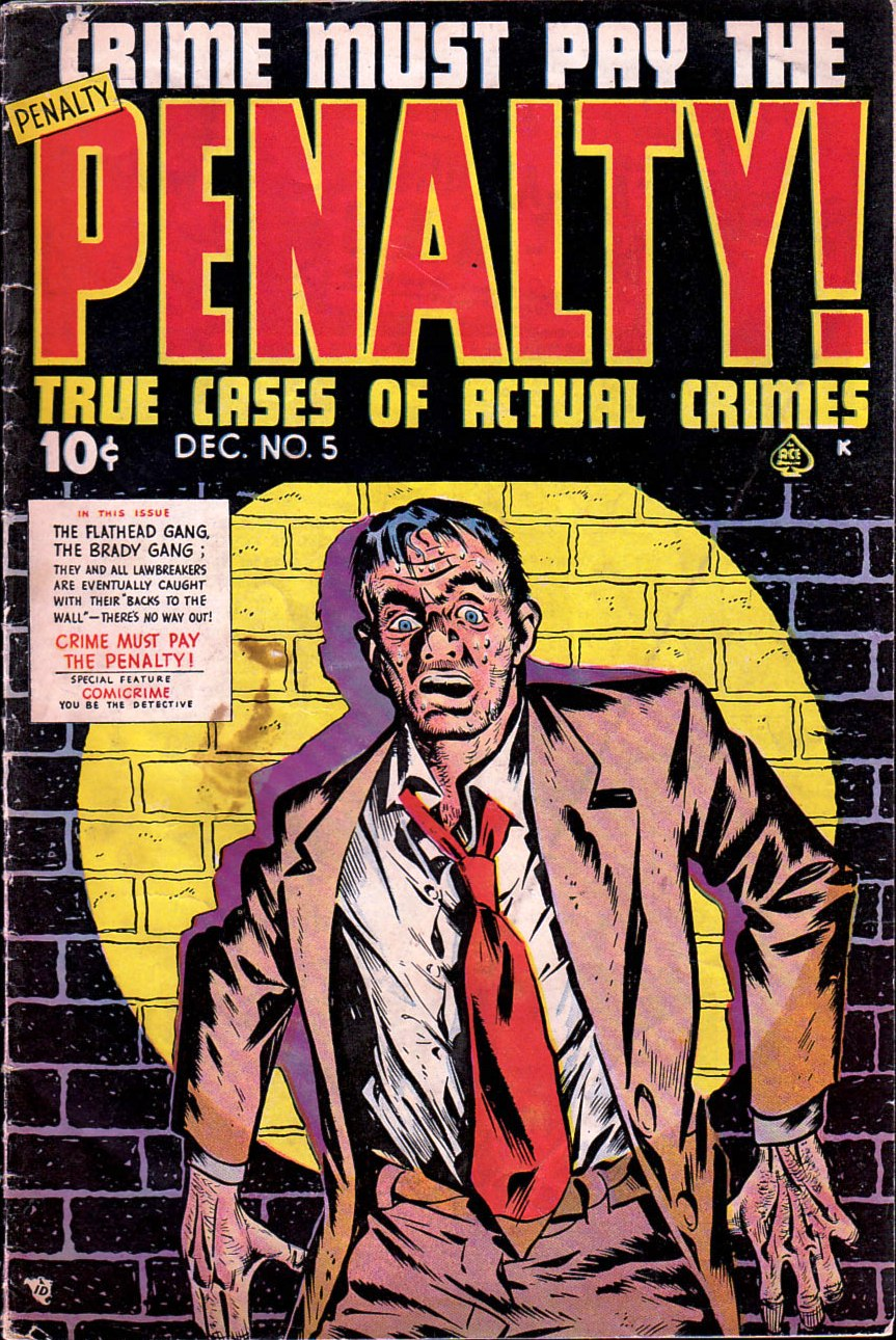 Crime Must Pay the Penalty Vol 2 5