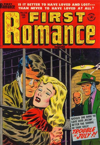First Romance Magazine Vol 1 26