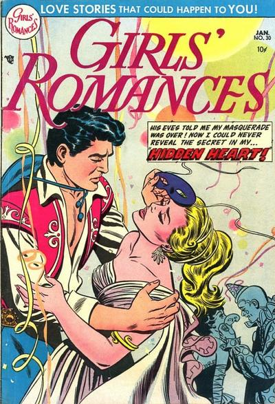 Girls' Romances Vol 1 30