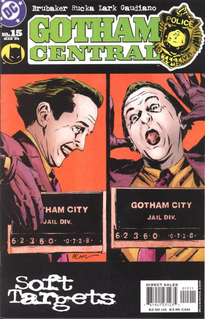 Gotham Central Vol 1 15