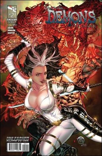 Grimm Fairy Tales Presents Demons: The Unseen Vol 1 2