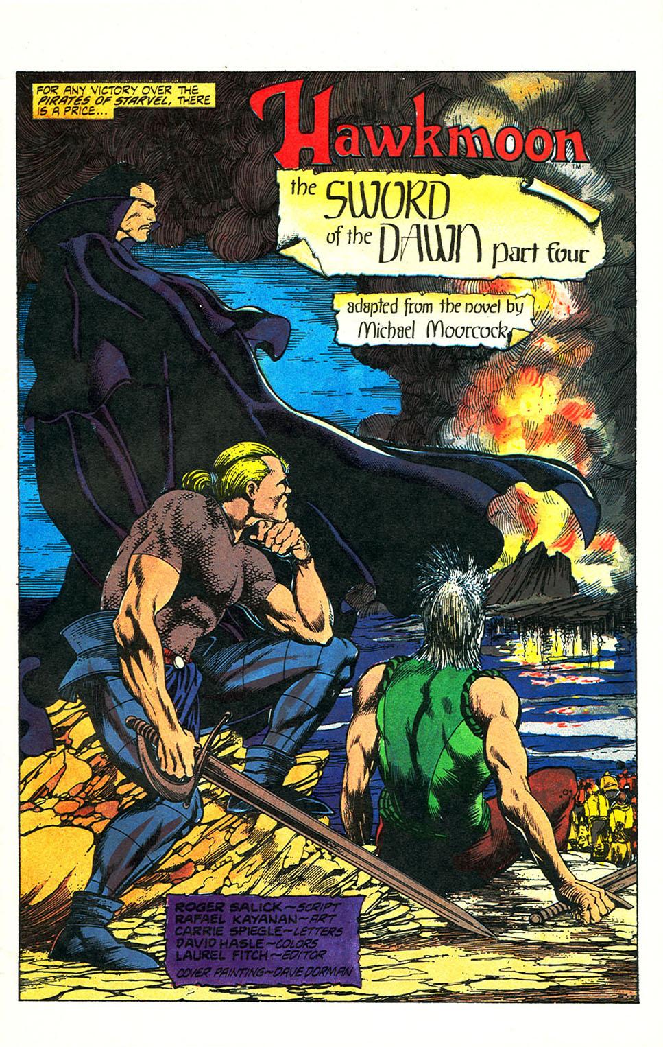 Hawkmoon Sword of the Dawn Vol 1 4