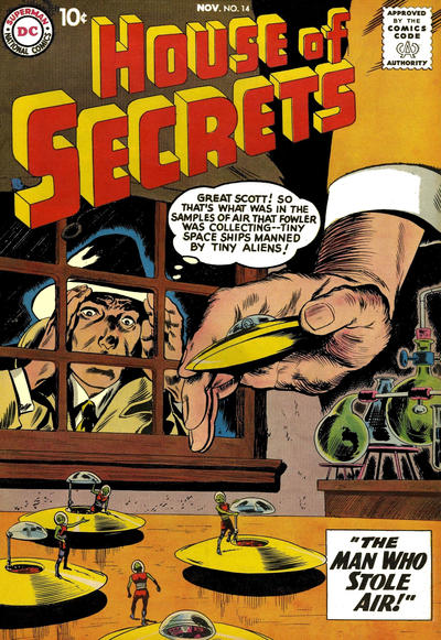 House of Secrets Vol 1 14