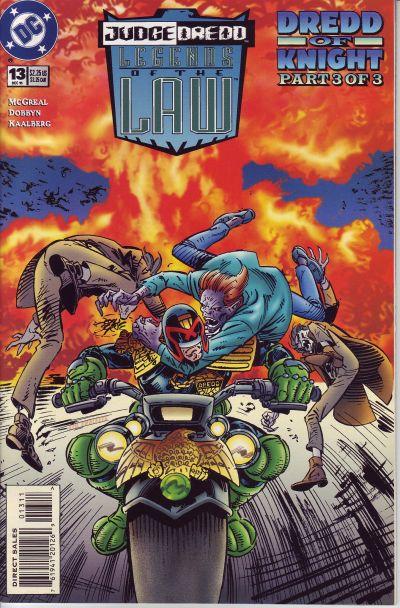 Judge Dredd: Legends of the Law Vol 1 13