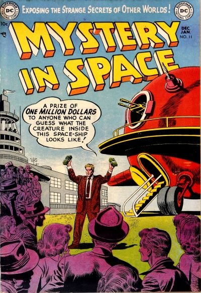 Mystery in Space Vol 1 11