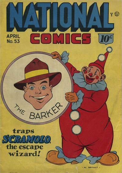 National Comics Vol 1 53