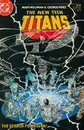 New Teen Titans Vol 2 2