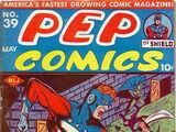 Pep Comics Vol 1 39