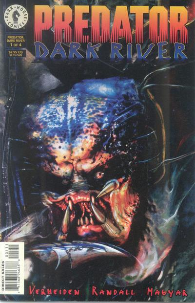 Predator: Dark River Vol 1 1