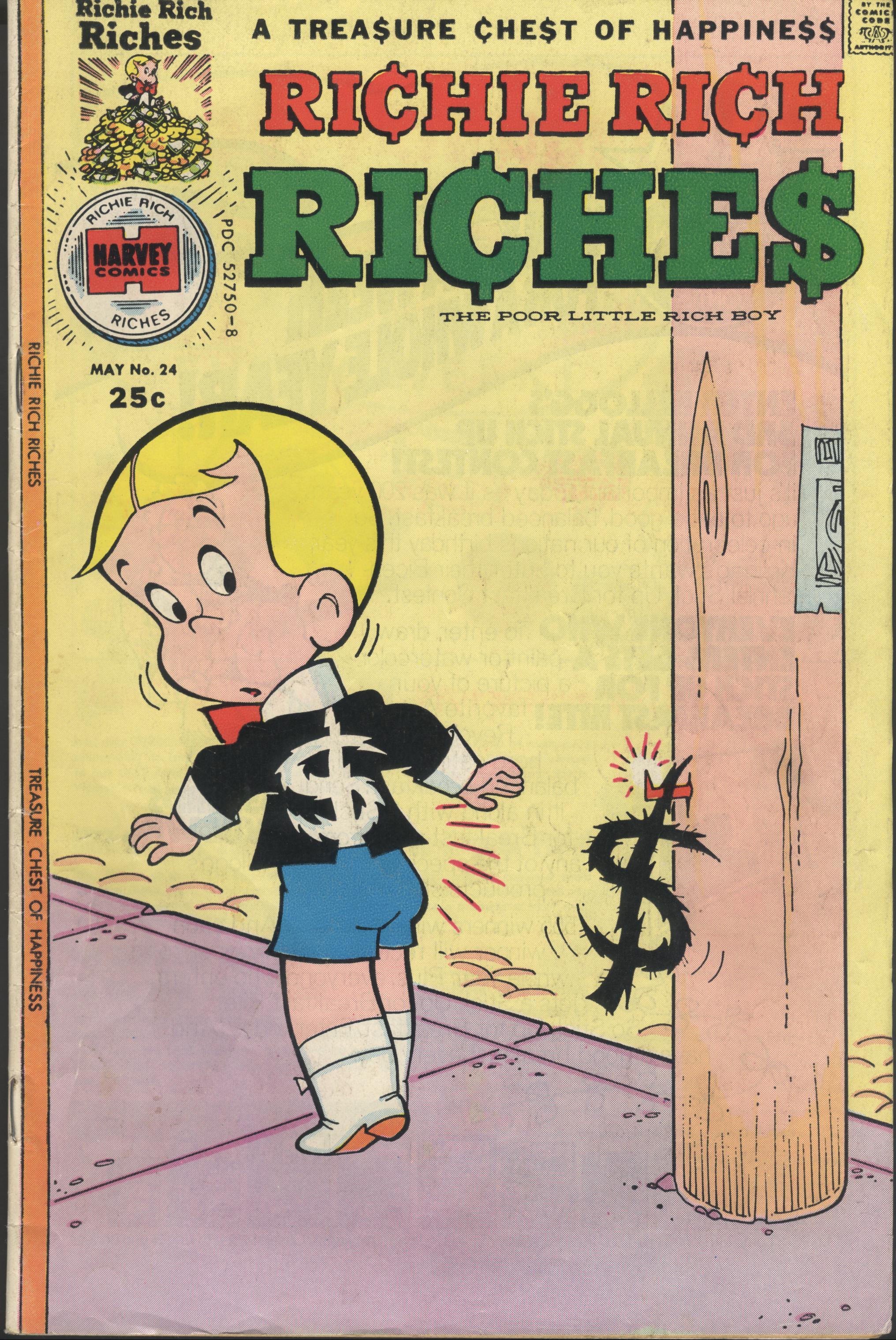 Richie Rich Riches Vol 1