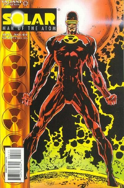 Solar, Man of the Atom Vol 1 44