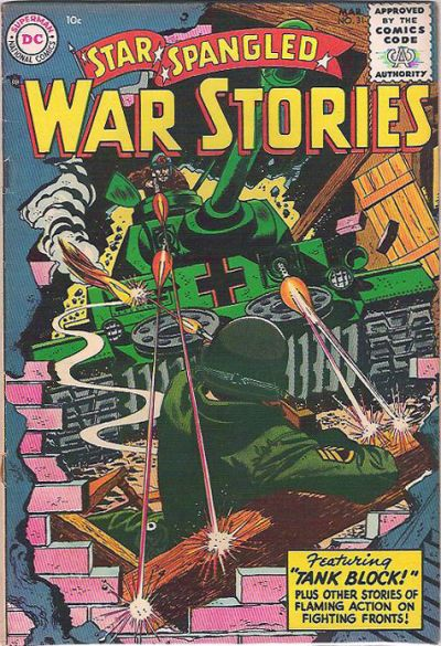 Star-Spangled War Stories Vol 1 31