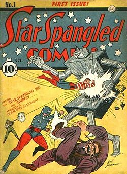 Star-Spangled Comics
