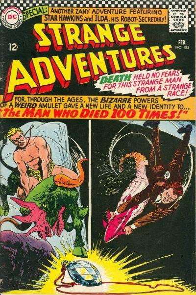 Strange Adventures Vol 1 185