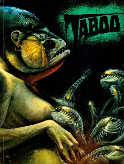 Taboo Vol 1 2