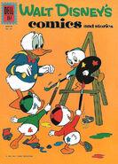 Walt Disney's Comics and Stories Vol 1 258