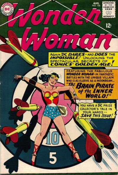 Wonder Woman Vol 1 156