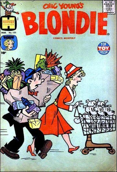 Blondie Comics Vol 1 135