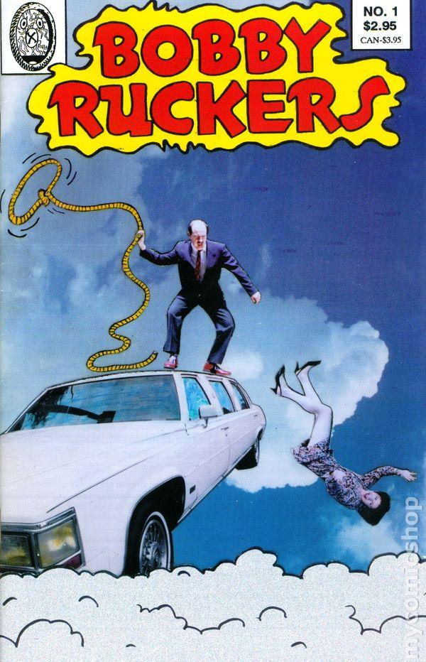 Bobby Ruckers Vol 1 1