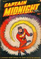 Captain Midnight Vol 1 40