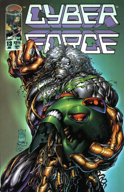 Cyberforce Vol 2 13