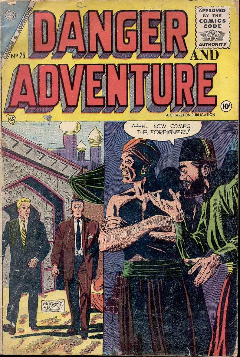Danger and Adventure Vol 1 25