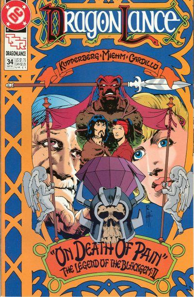 Dragonlance Vol 1 34