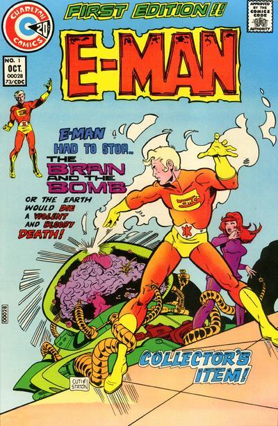 E-Man Vol 1