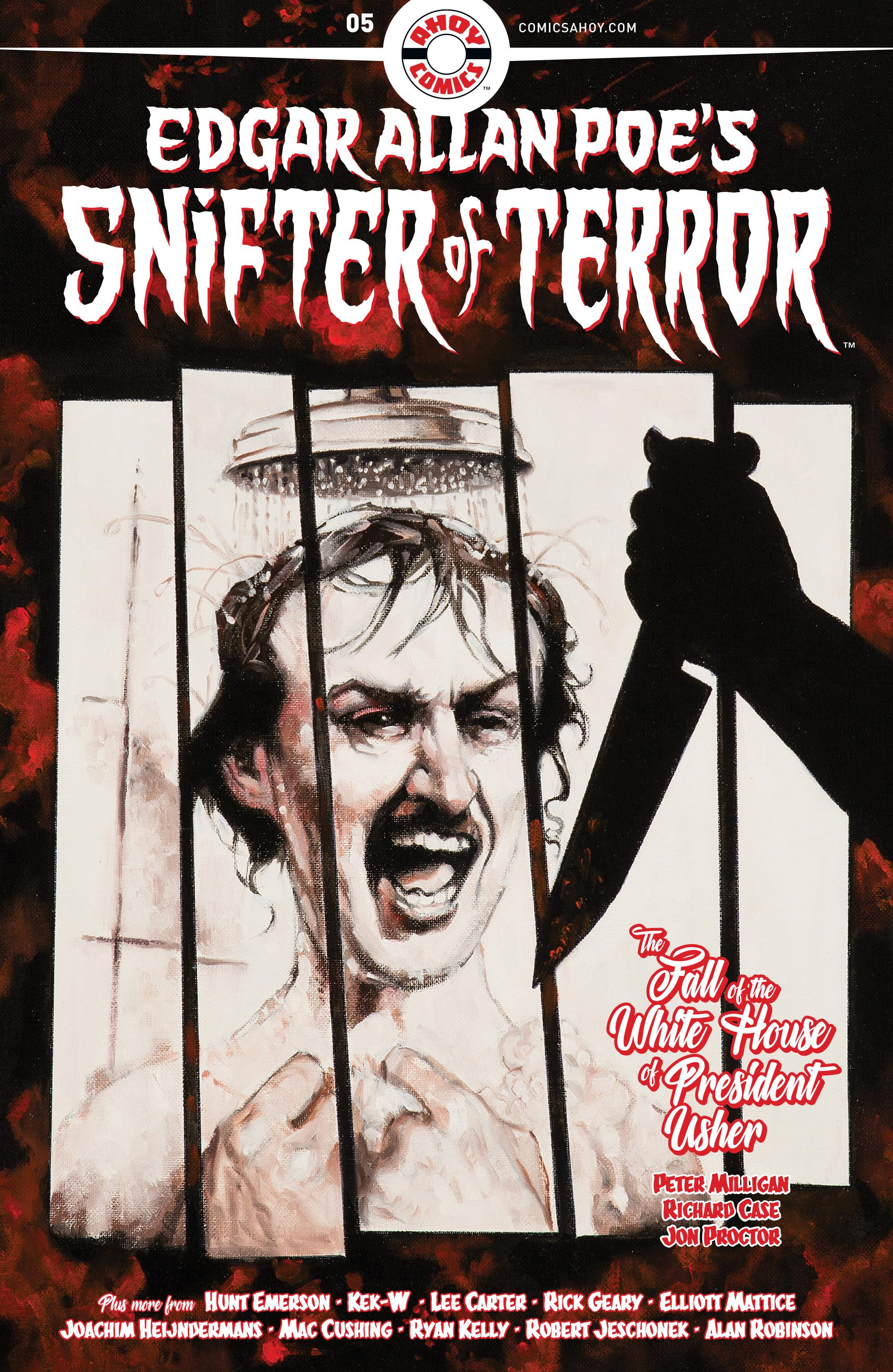 Edgar Allan Poe's Snifter of Terror Vol 1 5