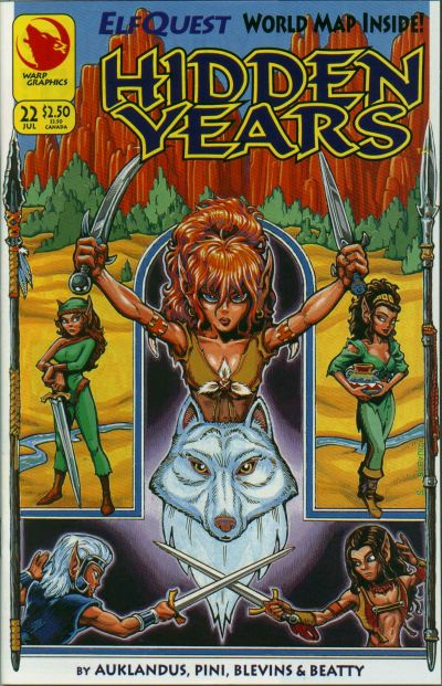Elfquest: Hidden Years Vol 1 22